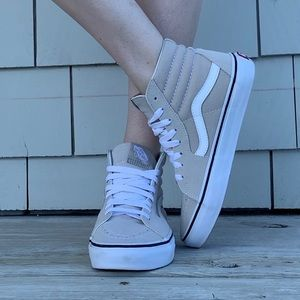Vans High Tops Lace Up SK8-Hi Sneakers